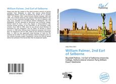 Couverture de William Palmer, 2nd Earl of Selborne
