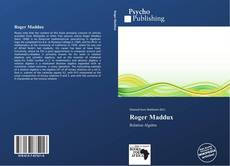 Bookcover of Roger Maddux