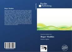 Couverture de Roger Maddux