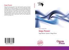 Sega Power kitap kapağı