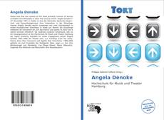 Bookcover of Angela Denoke