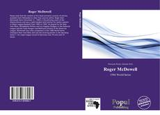 Bookcover of Roger McDowell