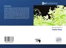 Portada del libro de Violet Alva