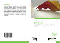 Bookcover of Berl Broder
