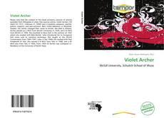 Couverture de Violet Archer