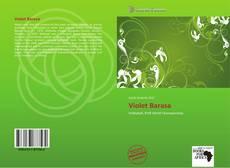 Bookcover of Violet Barasa