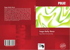 Sega Rally Revo kitap kapağı
