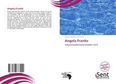 Portada del libro de Angela Franke