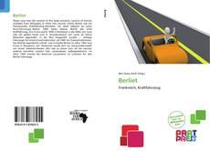 Bookcover of Berliet