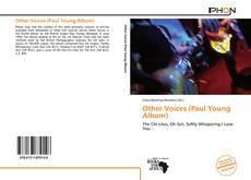 Couverture de Other Voices (Paul Young Album)