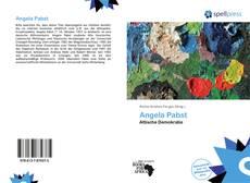 Angela Pabst kitap kapağı
