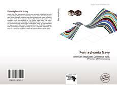 Capa do livro de Pennsylvania Navy