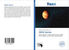 Capa do livro de 3652 Soros