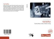 Capa do livro de Ted Daffan