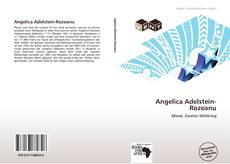 Bookcover of Angelica Adelstein-Rozeanu