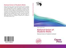Copertina di National Union of Students Wales