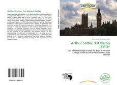 Bookcover of Arthur Salter, 1st Baron Salter