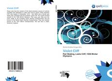 Bookcover of Violet Cliff