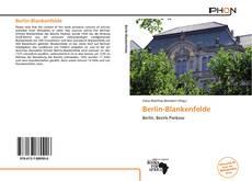 Bookcover of Berlin-Blankenfelde