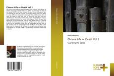 Обложка Choose Life or Death Vol 3