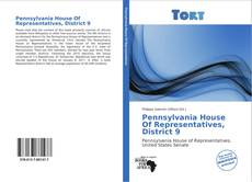 Pennsylvania House Of Representatives, District 9 kitap kapağı
