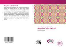 Angelika Schrobsdorff的封面