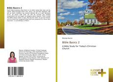 Bible Basics 2 kitap kapağı