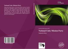 Bookcover of National Unity Mission Party