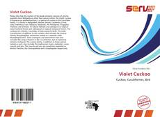 Bookcover of Violet Cuckoo