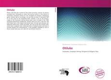 Bookcover of Otiluke