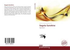 Bookcover of Segata Sanshiro