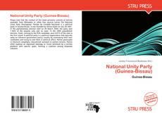 Portada del libro de National Unity Party (Guinea-Bissau)