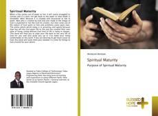 Bookcover of Spiritual Maturity