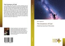 Bookcover of The Greatness of God