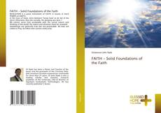 Обложка FAITH - Solid Foundations of the Faith