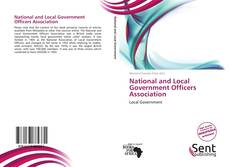 Bookcover of National and Local Government Officers Association
