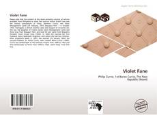 Bookcover of Violet Fane