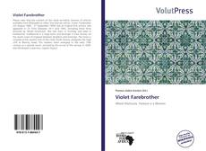 Bookcover of Violet Farebrother