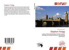 Обложка Stephen Twigg
