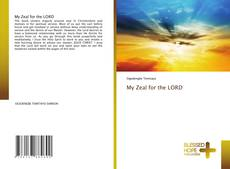 Buchcover von My Zeal for the LORD