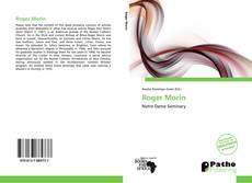 Couverture de Roger Morin