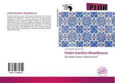 Bookcover of Violet Gordon-Woodhouse