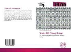 Portada del libro de Violet Hill (Hong Kong)