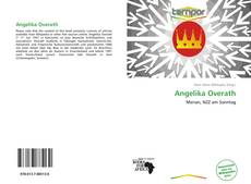 Обложка Angelika Overath