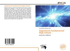 Bookcover of Segerstrom Fundamental High School