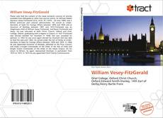 Bookcover of William Vesey-FitzGerald