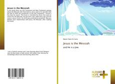 Bookcover of Jesus is the Messiah