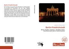 Berlin-Friedrichstadt kitap kapağı