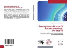 Bookcover of Pennsylvania House Of Representatives, District 59