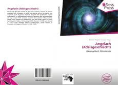 Capa do livro de Angelach (Adelsgeschlecht)